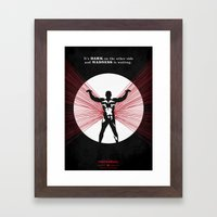 Hannibal - The Great Red… Framed Art Print