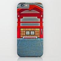 Red Temple iPhone 6 Slim Case