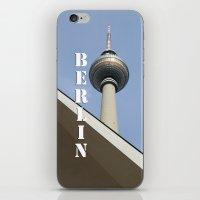 Berlin TV Tower iPhone & iPod Skin