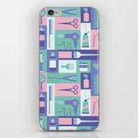 Beauty School iPhone & iPod Skin