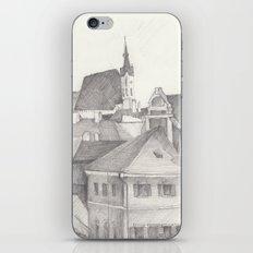 The Magic Town iPhone & iPod Skin
