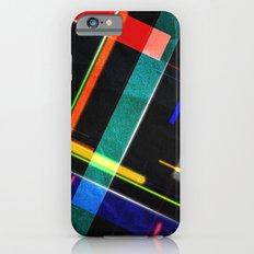 Line Pattern iPhone 6s Slim Case
