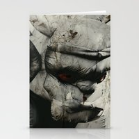 Ghoulish Gargoyle Stationery Cards