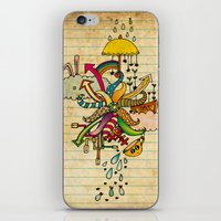 Notebook World iPhone & iPod Skin