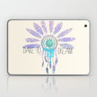 Dare To Dream Laptop & iPad Skin