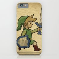 Link, The Wind Waker iPhone 6 Slim Case