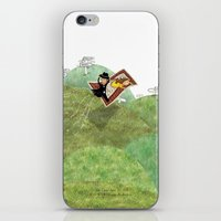 Fernando Pessoa iPhone & iPod Skin