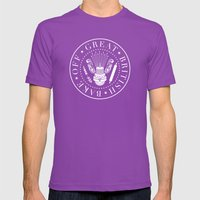 Great British Bake Off Mens Fitted Tee Ultraviolet SMALL