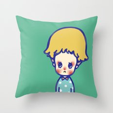 Where are you, little star? Throw Pillow