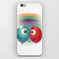 Hello Earthling - love iPhone & iPod Skin