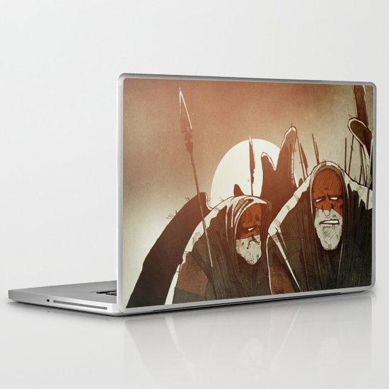 Fallen: II. Laptop & iPad Skin