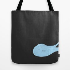 All lines lead to the...Inverted Stingray Tote Bag