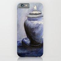 Blue Vase iPhone 6 Slim Case