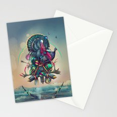 Color setting Stationery Cards