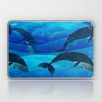Tropical waters Laptop & iPad Skin