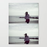 We Are (not In Love) Canvas Print
