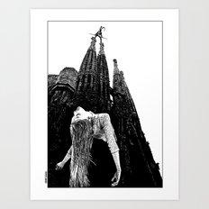 Asc 335 - Les Mystères … Art Print