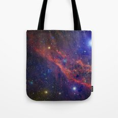California Nebula Tote Bag