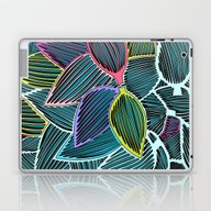 Laptop & iPad Skin featuring Tropic III by Datavis/pwowk