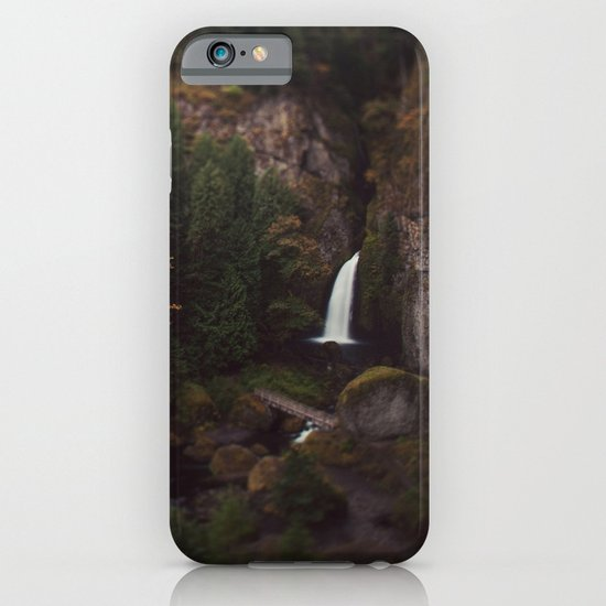 Wahclella Falls iPhone & iPod Case