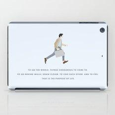 Walter Mitty, Ben Stiller, Major Tom, Print iPad Case