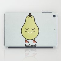 Feel Good iPad Case