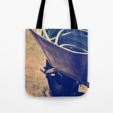 Yardwork Tote Bag