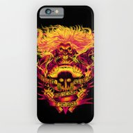 iPhone & iPod Case featuring IMMORTAN JOE: THE ASHES … by BeastWreck