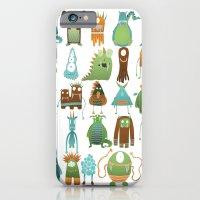 Monsters iPhone 6 Slim Case