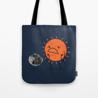 Ultimate Mooning Tote Bag