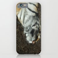 Lazy Days Sleeping In Th… iPhone 6 Slim Case