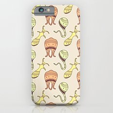 sticker monster pattern 4 Slim Case iPhone 6s