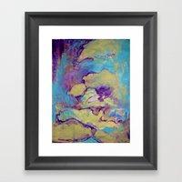 Outskirts Framed Art Print