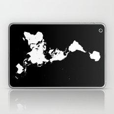 Dymaxion World Map (Full… Laptop & iPad Skin
