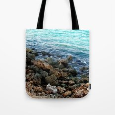 Layers in nature Tote Bag