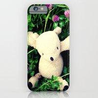Clover Fields iPhone 6 Slim Case