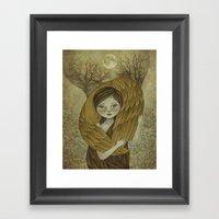 To Innocence Framed Art Print
