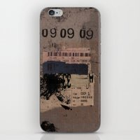 Outlaws #4 iPhone & iPod Skin