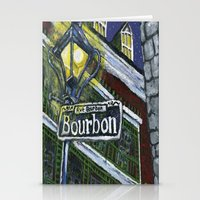 Rue Bourbon Stationery Cards