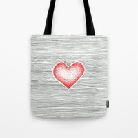 I Love You This Much Tote Bag
