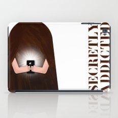 Secretly Addicted iPad Case