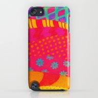 THE FASHIONISTA - Bright… iPod touch Slim Case