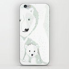 The White Bears and the Tin Soldier iPhone & iPod Skin