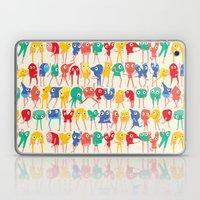 Dancing murs  Laptop & iPad Skin