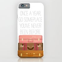 iPhone & iPod Case featuring Travel by Smellissas