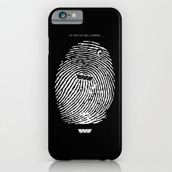 Prometheus. iPhone & iPod Case