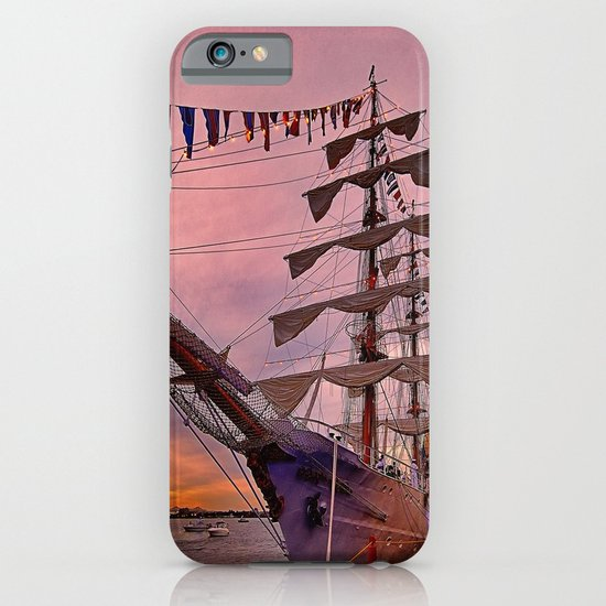 A.R.C. Gloria , Columbia  iPhone & iPod Case