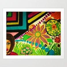 compilation Art Print