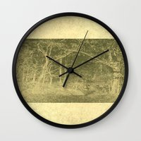 There Is Unrest In The F… Wall Clock
