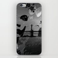 City in nature iPhone & iPod Skin